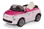 Fiat 500 IGED1162 (pink)