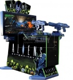 "ALIENS EXTERMINATION 42""LCD"